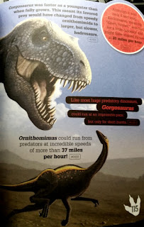 1000 Extreme & Extraordinary Dinosaur Facts sample 2