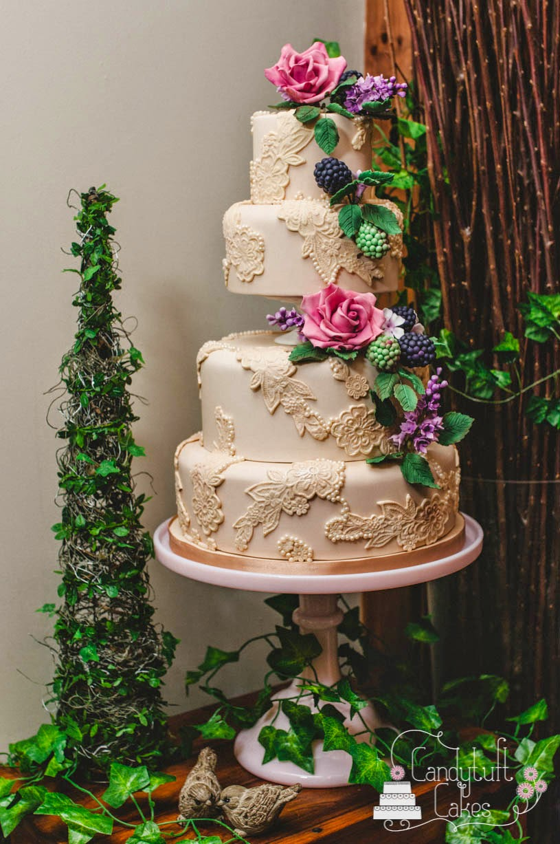 And Now Back To Cake And Not Just Any Cake Quirky Weddings Cake