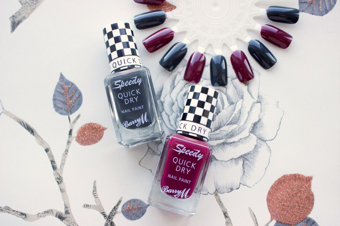 Barry M Autumn Quick dry