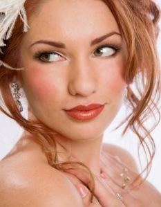 beauty and elegance bridal makeup