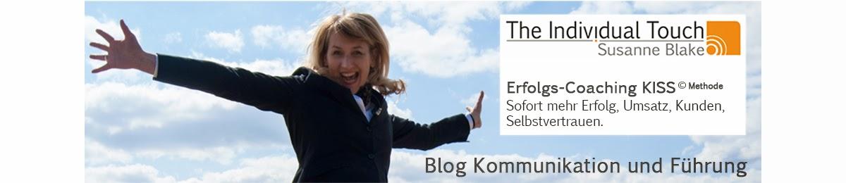 Blog Susanne Blake Kommunikation und Führung