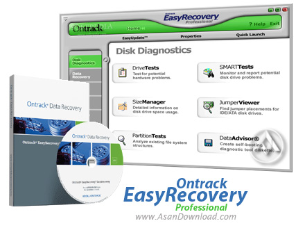 EasyRecovery Professional for Mac OS X full screenshot