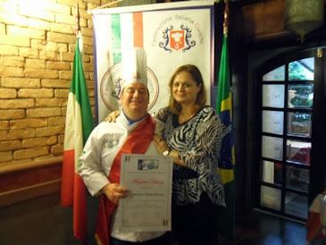 Cuoco Magistrato della Cucina Italiana nell Mondo