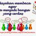 Soal Latihan Bahasa Indonesia 2014 (paket 4)