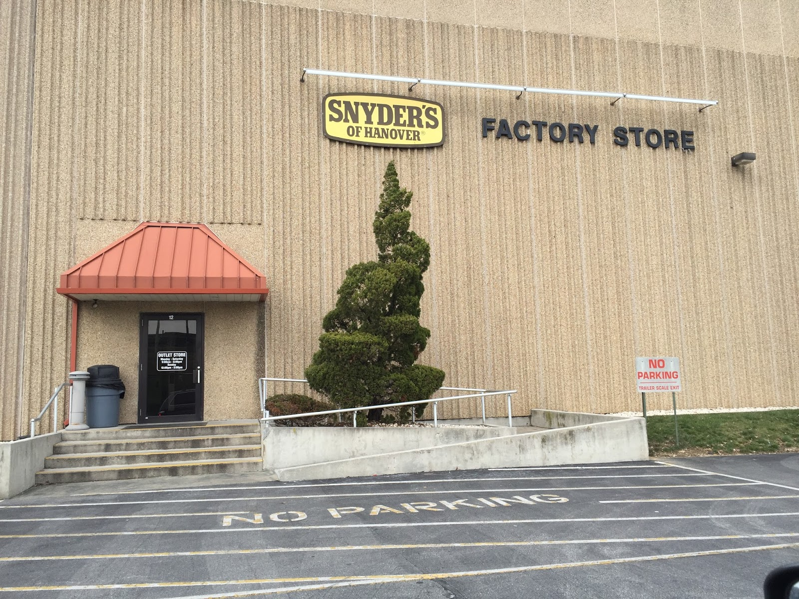 Snyders Factory Tour