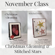 NOVEMBER CARD CLASS
