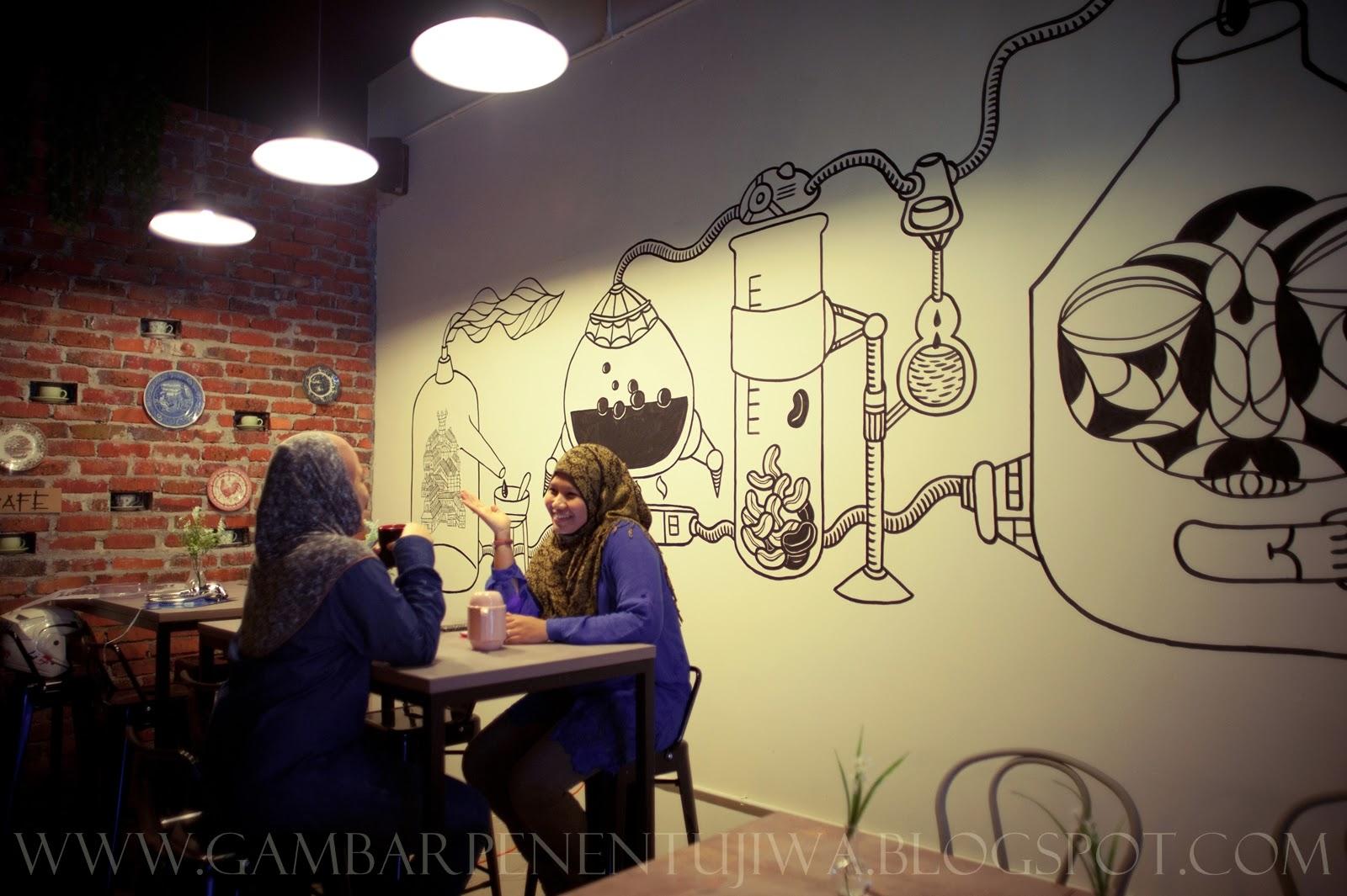 CHEMISTRY Cafe+Lab