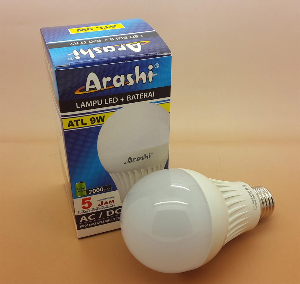 Arashi Magic Bohlam Emergency Otomatis Led 11 Watt Auto On Putih Lampu Ajaib 11w 2 Pcs Kamera Tersembunyi Pengintai Cctv Barang Unik Produk Alat