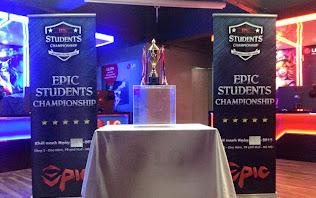 Epic Gaming Center đã sẵn sàng chào đón giải đấu Epic Students Championship đầu tiên