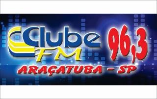 Rádio Clube FM de Araçatuba SP ao vivo