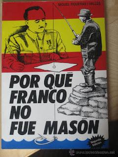 Franco intentó ser masón