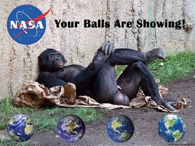 200 Proofs Earth is Not a Spinning Ball Nasa-balls