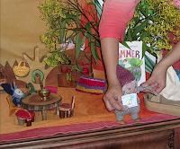 Kindergarten Puppenspiel Zwerge