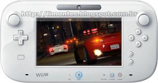 GTA V rodando em Wii U - imagem meramente ilustrativa - créditos Limon Tec