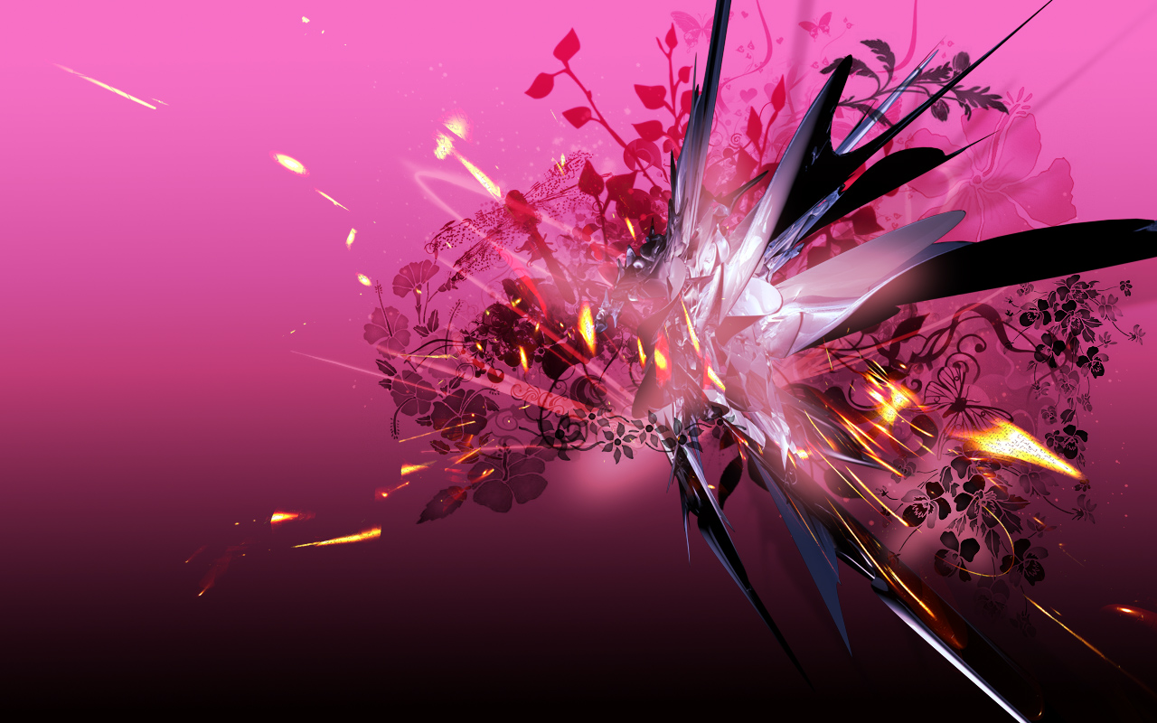 awesome abstract wallpapers pink - photo #42