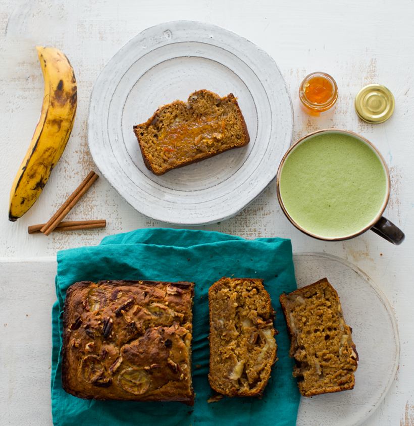 Holiday Banana Bread