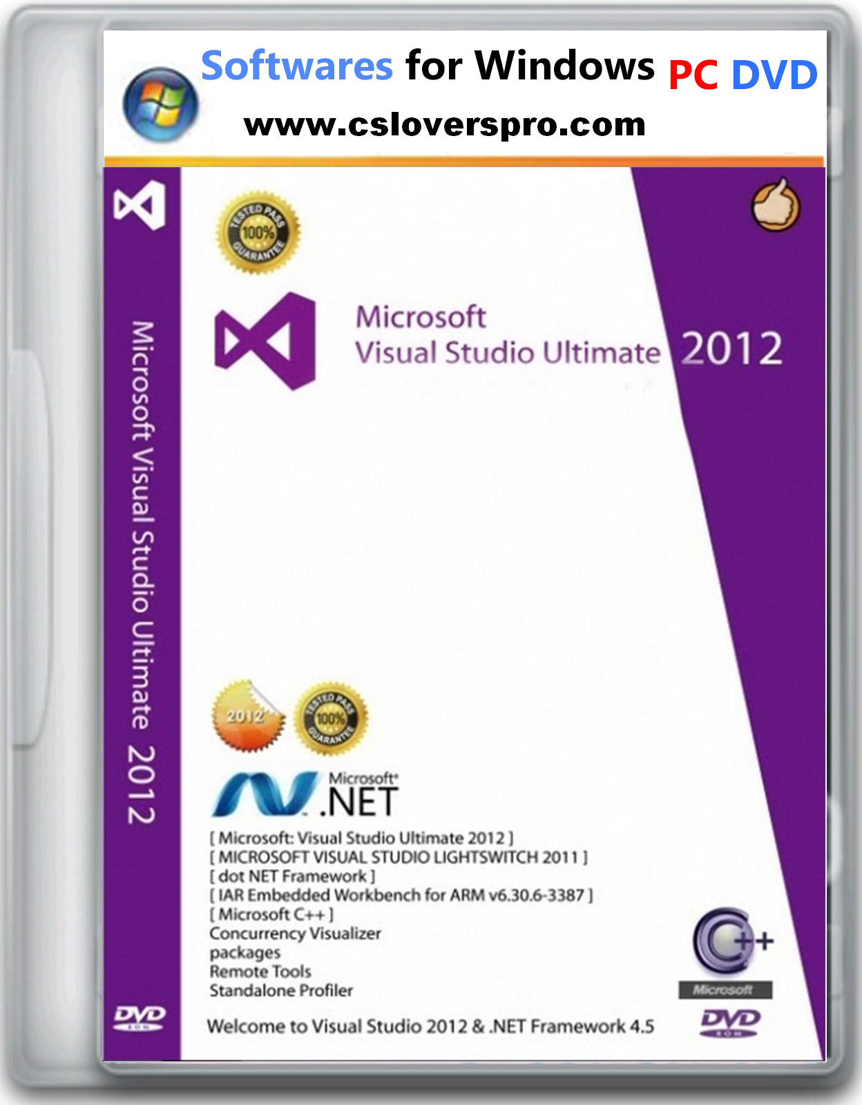 microsoft visual studio 2012 ultimate system requirements