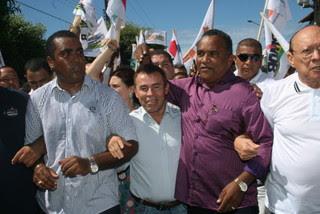 IMAGEM - Zé Alberto e Taugi Lago são homologados candidatos a Prefeitura de Bacabal em convenção do PMDB