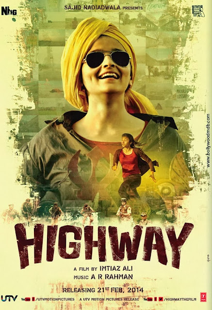 Highway 2014 DVDScr 400mb Download Watch