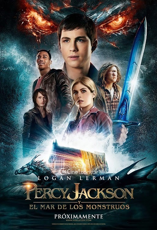 Biển Quái Vật - Percy Jackson: Sea of Monsters - 2013