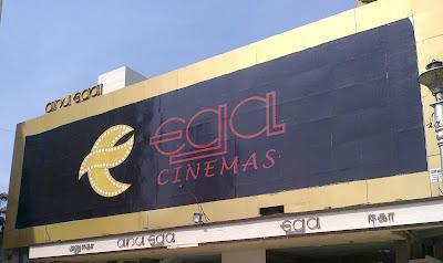 Ega theatre Chennai
