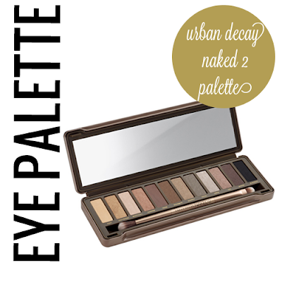 Eyeshadow Palette - Urban Decay Naked 2 Palette