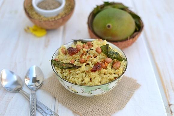 Mango Masala Rice