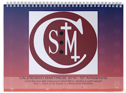 "Disponibile il ""Calendario martinese 2018, 10° anniversario"""