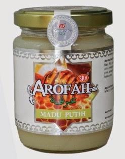 Madu Putih Herbal Arofah
