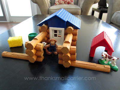 Lincoln Logs review