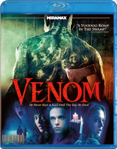 Venom 2005 Hindi Dubbed BRRIp 300mb