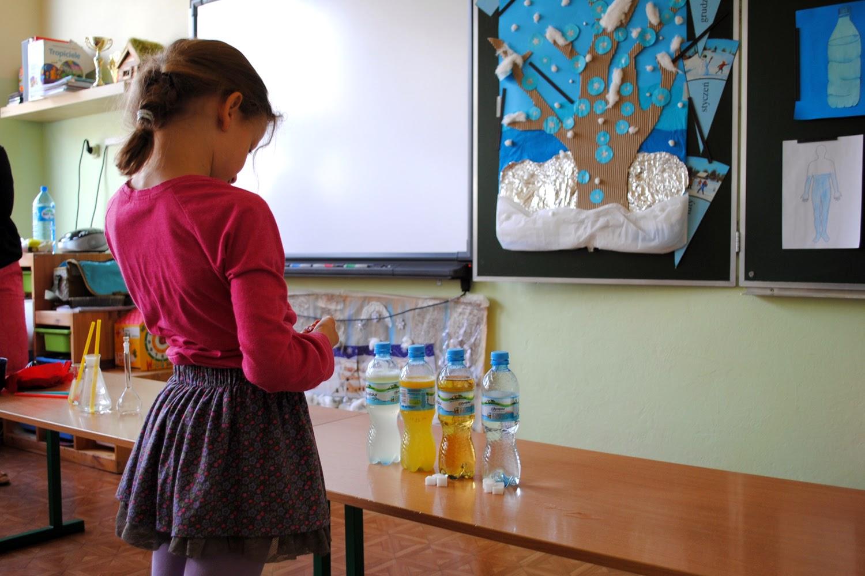 Zdrowo jem, więcej wiem - wody smakowe