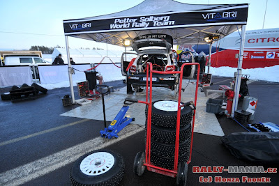 WRC suecia ds3 solberg