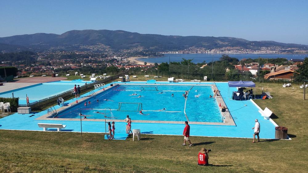 Waterpolo pontevedra blog alevines y benjamines campeones for Piscinas en pontevedra