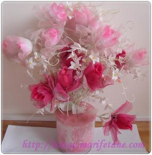Eskiyen çiçeği yenileme