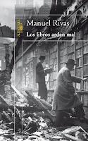 Los libros arden mal