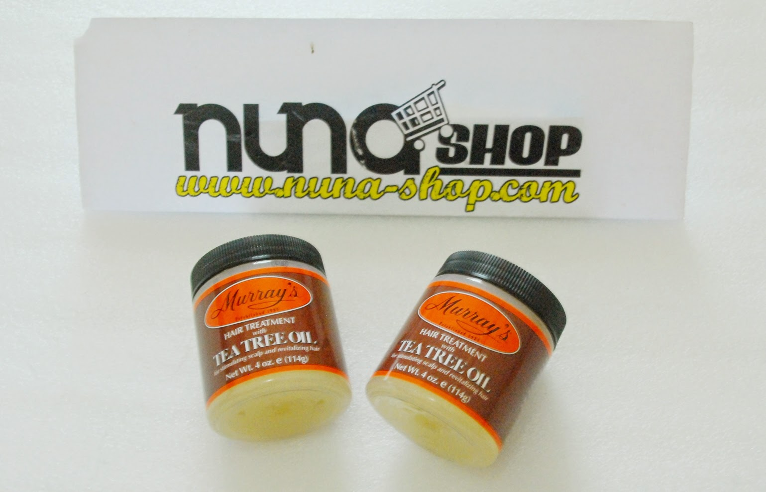 Pomade Murray's Bees Wax with Tea Tree Oil