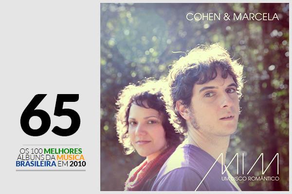 Cohen e Marcela - MiM Um Disco Romântico