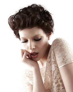 Short Bridal Hairstyles 2012