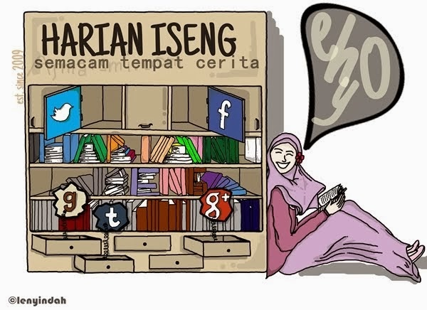 HARIAN ISENG