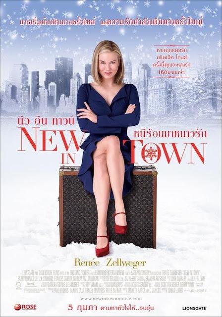 NEW IN TOWN – หนีร้อนมาหนาวรัก (2009)