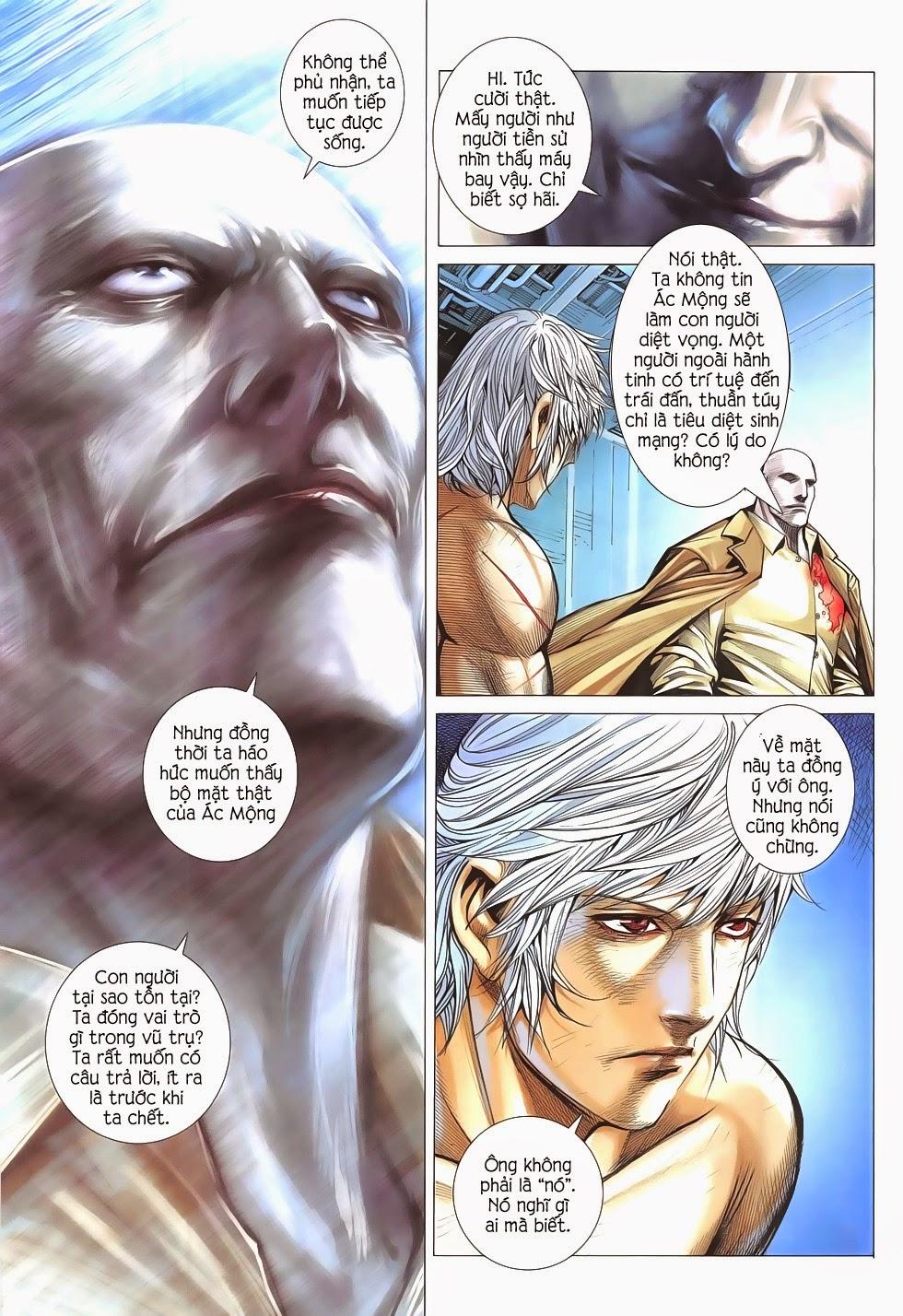 Đại Quân Phiệt chap 53 - Trang 15
