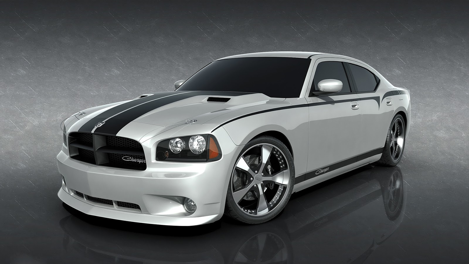 Mustang Custom Charger