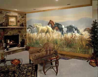 horse wall murals 2017 grasscloth wallpaper horse pony wall mural photo wallpaper 1217dk ebay