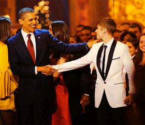Bieber Exclusive: December 2011