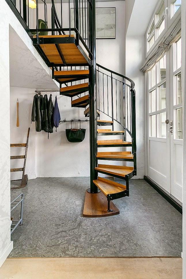 Decoracion Loft Rustico ~ Deco] Loft a dos alturas de estilo r?stico vintage ? Virlova Style