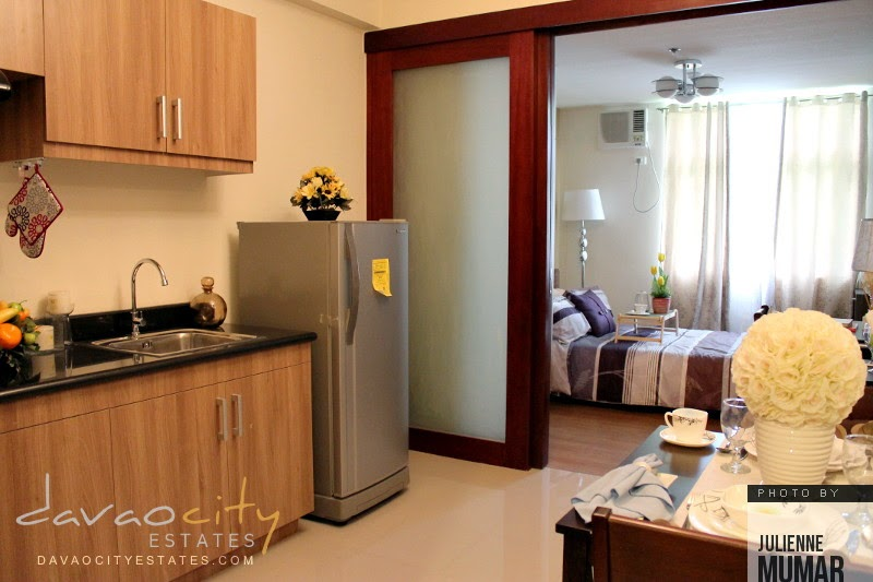 Verdon Parc Unit A (1-Bedroom Inner) Showroom Photo