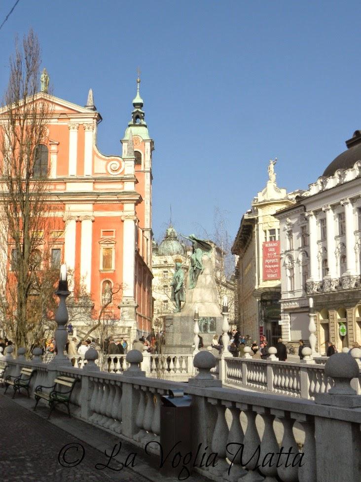 reportage Ljubljana Slovenia