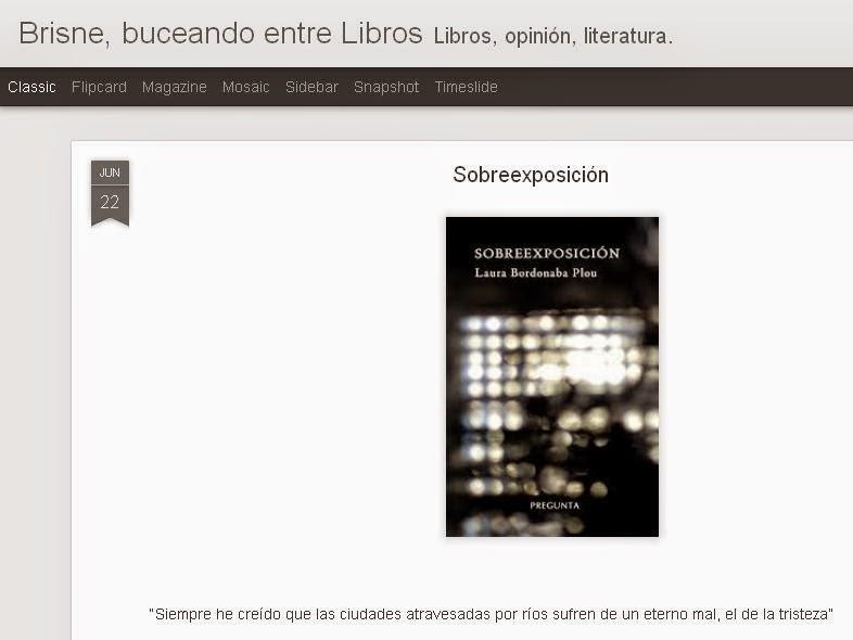http://brisne.blogspot.com/2014/06/sobreexposicion.html