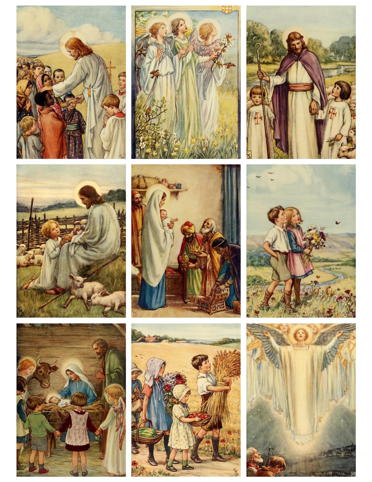 Jodie Lee Designs: Free Printable! Stories of Jesus ...